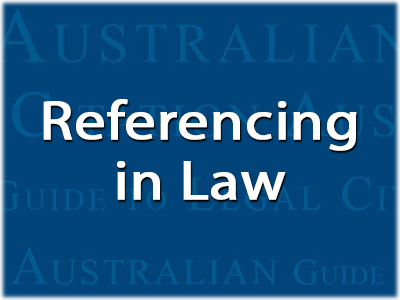 referencinglaw